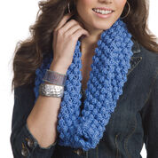 Go to Product: Caron Bobble Blackberry Cowl in color