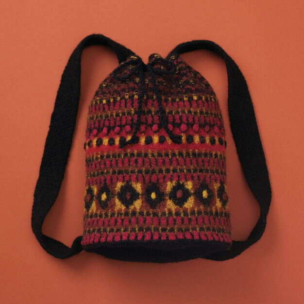 Patons Unfelted Tribal Duffle