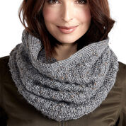 Go to Product: Caron Knit Cozy Tweed Cowl in color