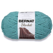 Go to Product: Bernat Blanket Yarn (300g/10.5 oz) in color Light Teal