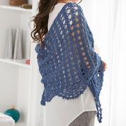 Go to Product: Red Heart Quick Weekend Shawl in color