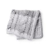 Bernat Crochet Big Cables Blanket