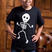Aunt Lydia's Dancin' Skeleton Appliqué