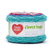 Go to Product: Red Heart Fleece Hugs Yarn in color Airplane