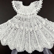 Aunt Lydia's Doll Wedding Dress