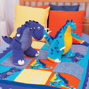 Patons T-Rex Knit Toy