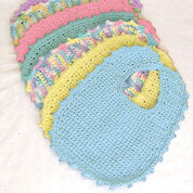 Go to Product: Bernat Handicrafter Cotton - Bibs & Booties in color