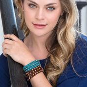 Aunt Lydia's Easy Beaded Bracelets