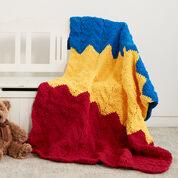 Bernat 1-2-3 Blanket