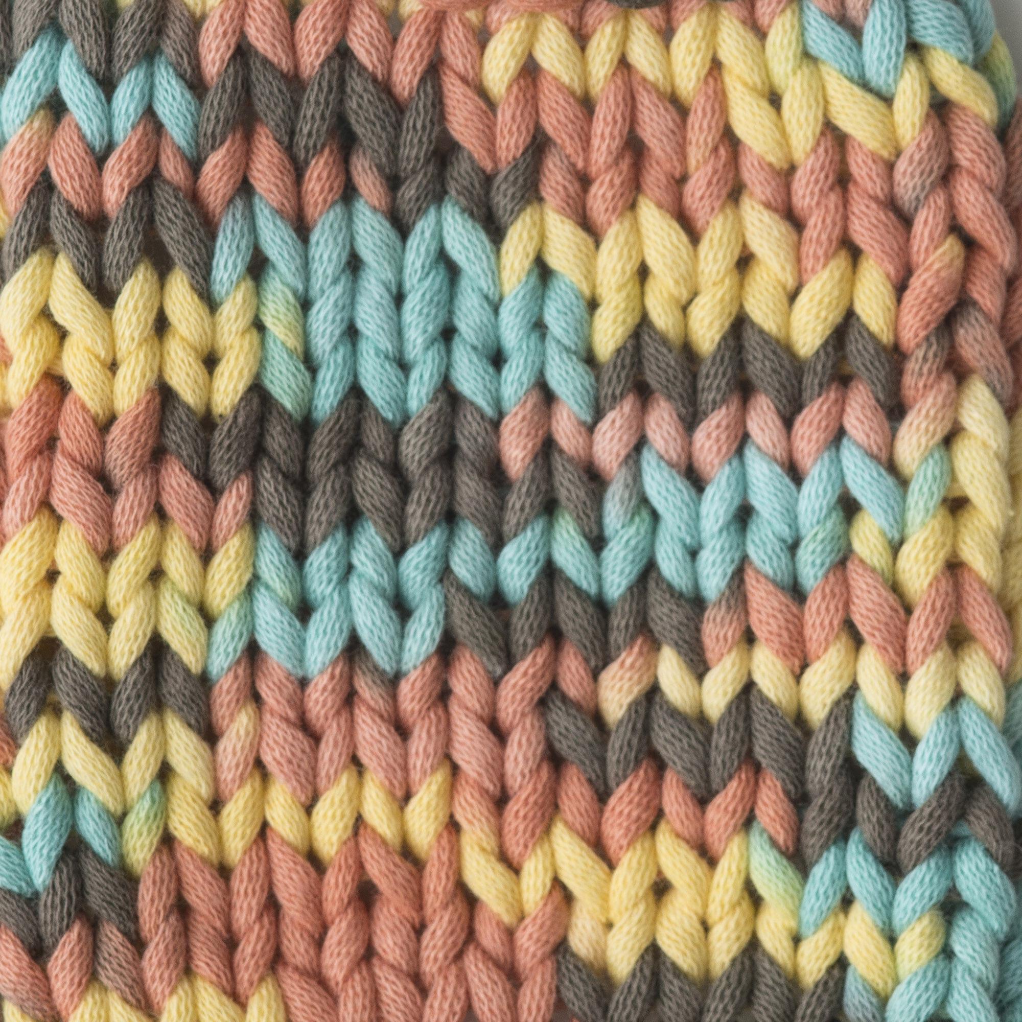 Bernat Maker Home Dec Yarn, Sunset Sea Varg | Yarnspirations