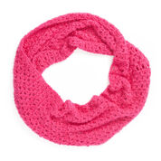 Red Heart Soft and Squishy Cowl