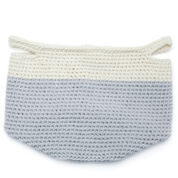 Red Heart Charming Color-Block Baskets, S