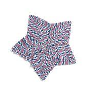 Go to Product: Bernat Dreamtime Crochet Star Baby Blanket in color