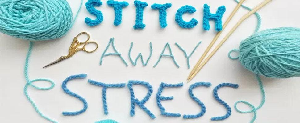 Lemon Drop - Stitch Away Stress
