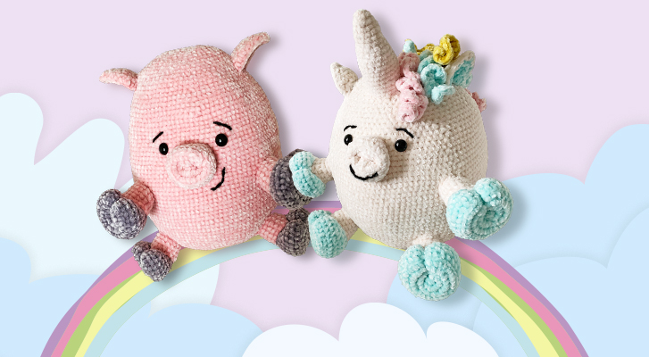How To Crochet a Stuffie