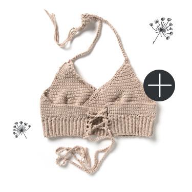 Bernat Crochet Festival Cardigan
