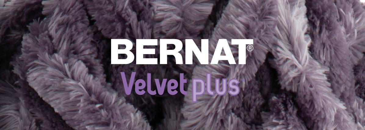 Bernat Velvet Plus