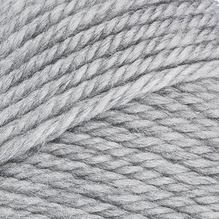 E856 Red Heart Soft Essentials yarn in 7405 Greyhound