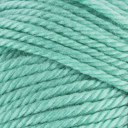 E856 Red Heart Soft Essentials yarn in 7625 Minty