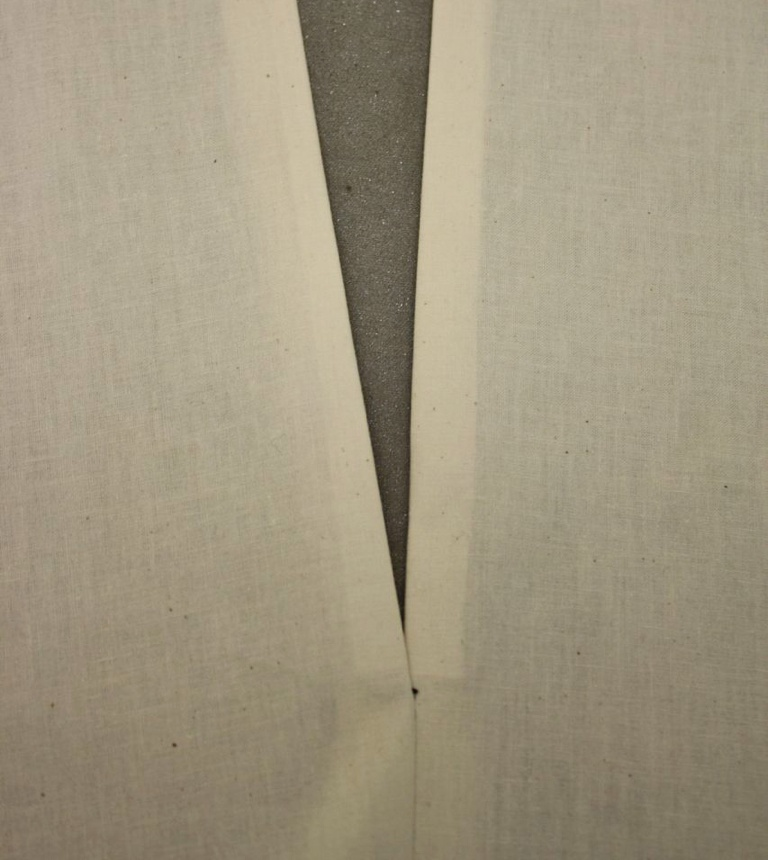 Sewing a Lapped Zipper in a Skirt