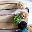 Yarn Bookmarks For Your Next Read | Blog