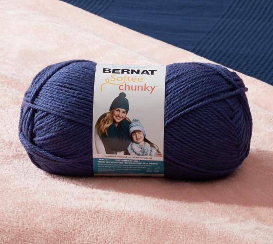 Bernat Bobble & Fringe Blanket  2