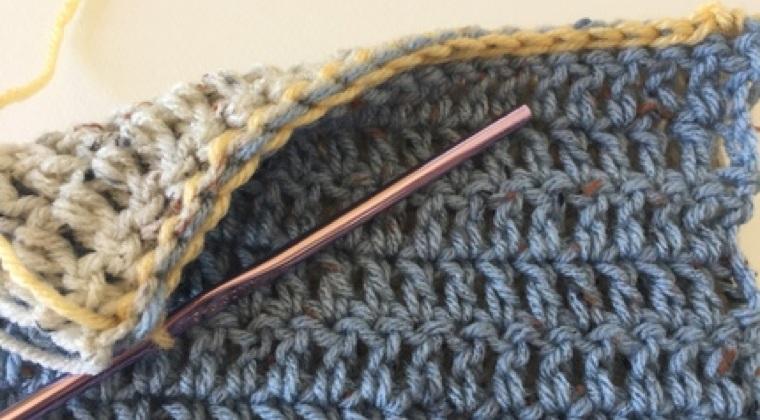 Methods for Seaming Crochet