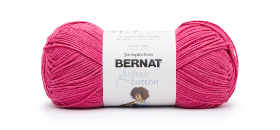 Bernat softee cotton
