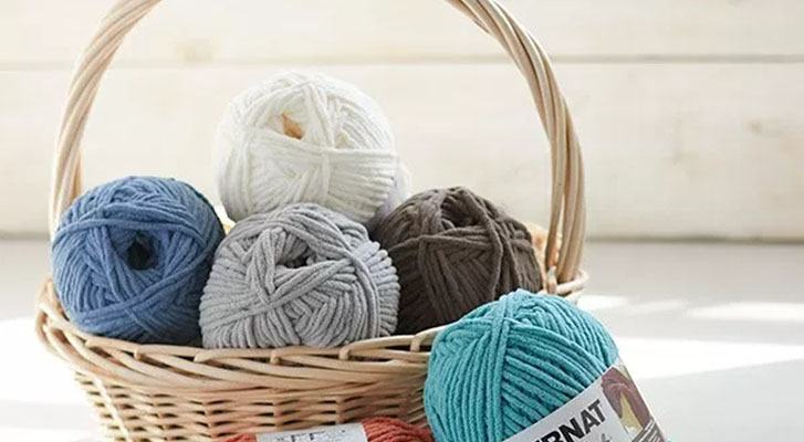 Introducing New Bernat Blanket Yarn!