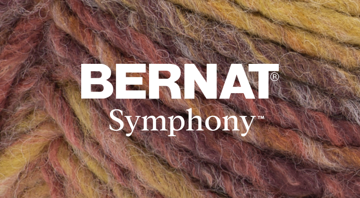 Introducing Bernat Symphony | Yarnspirations
