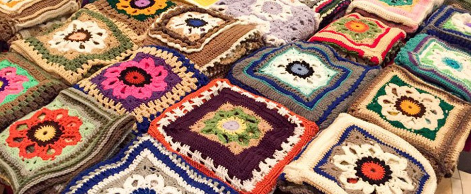 Project Linus Granny Squares for donation