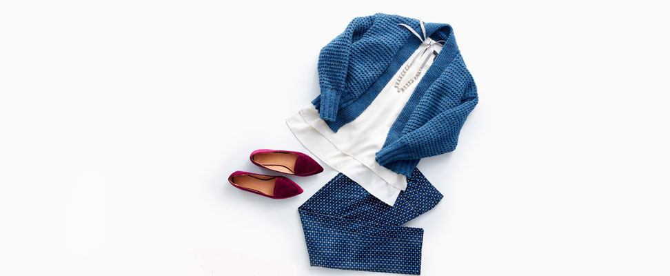 Long Weekend Knit Cardigan, Short