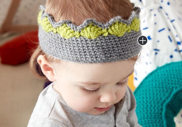 Easy Crochet Royalty Play Crowns