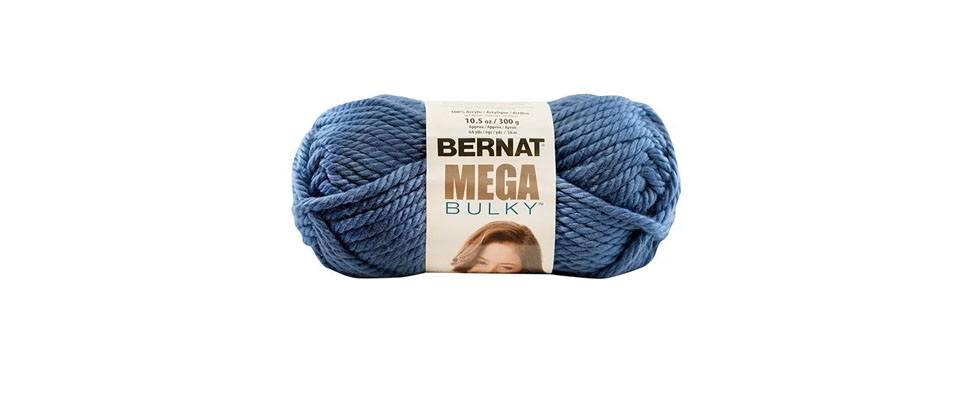 Bernat Mega Bulky yarn