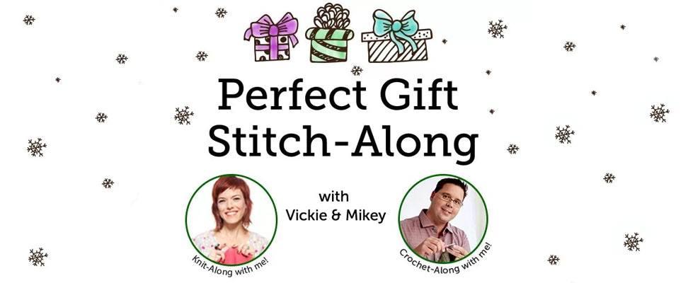 Perfect Gift Stitch-Along Tutorials | Blog | Yarnspirations