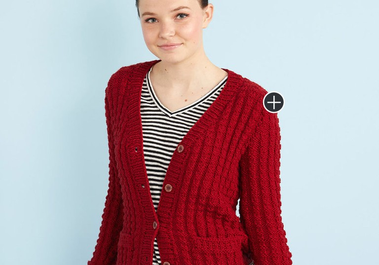 Easy Chillin' Out Knit Cardigan