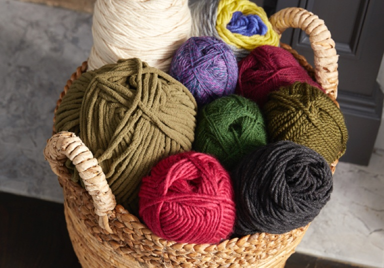 Blanket Statements Yarn and Color Story