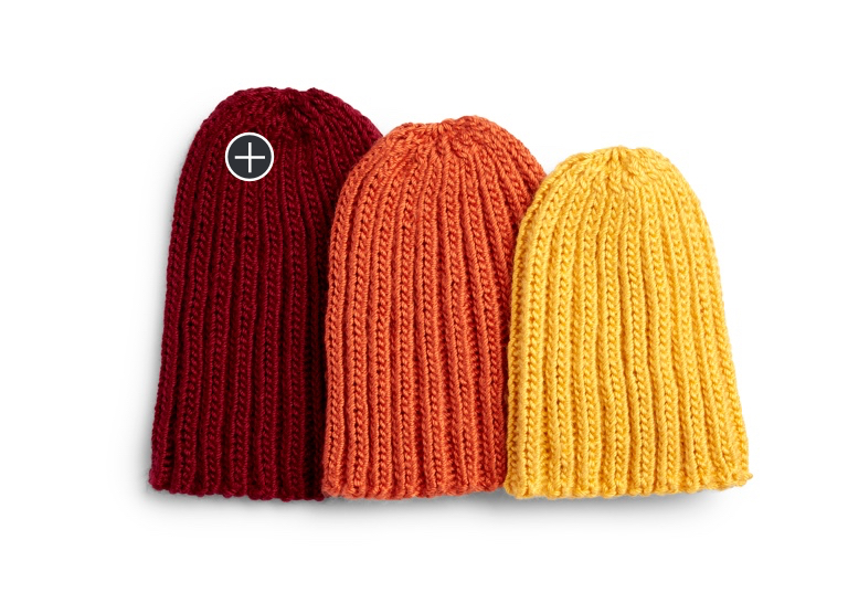 The Easy Everybody Knit Hat