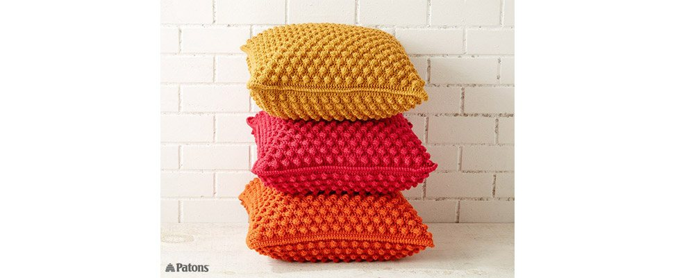 Living Color Pillows