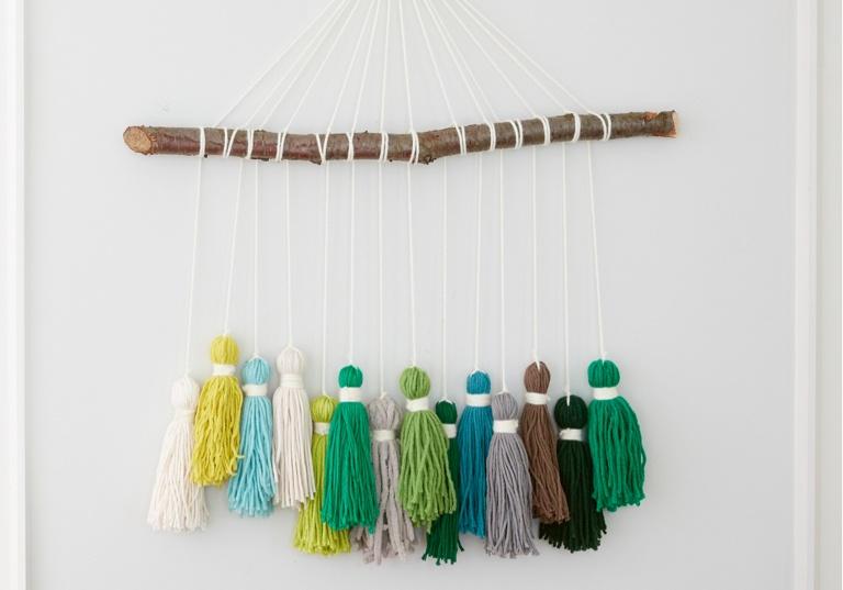 Mindful Making Yarn and Shades Story