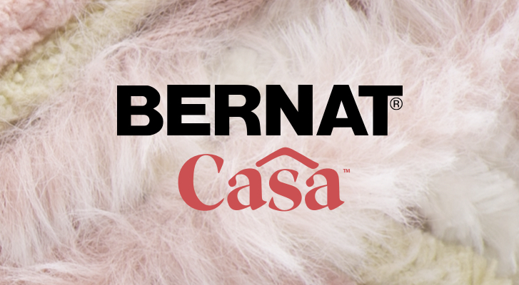 Introducing Bernat Casa | Yarnspirations