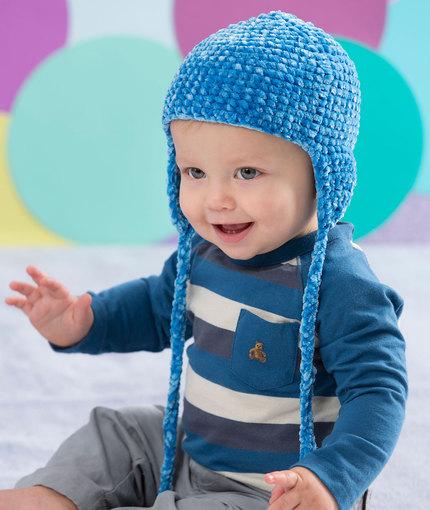 Soft Comfort Baby Hat