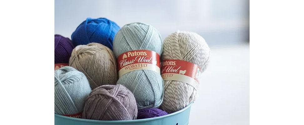 Favorite Wool Yarns