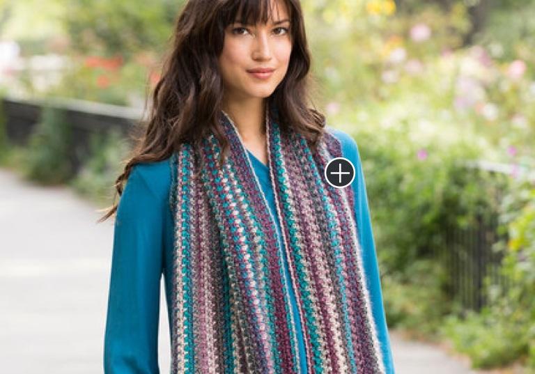 Intermediate Crochet Wrapped in Elegance