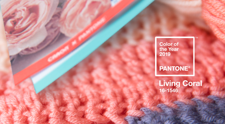 Pantone has announced the 2019 Color of the Year | Blog