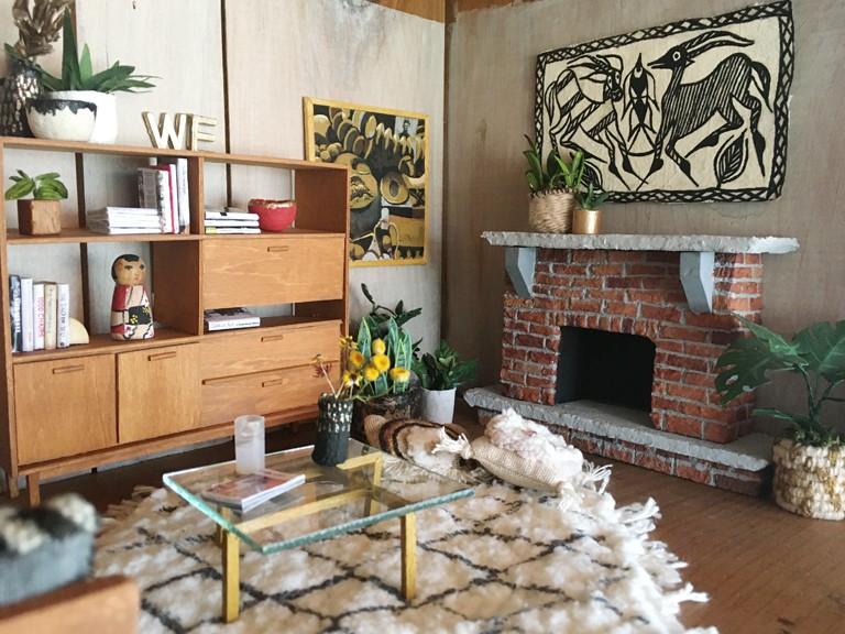 Photo of Miniature Living Room by  Roxanne Brathwaite