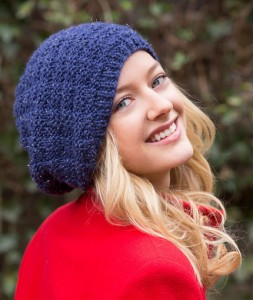 LW4832 Basketweave Sparkle Hat