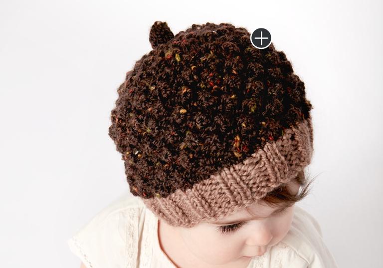 Intermediate Little Acorn Hat