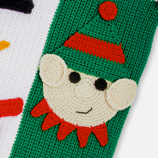 Christmas Characters Crochet Along with Sarah