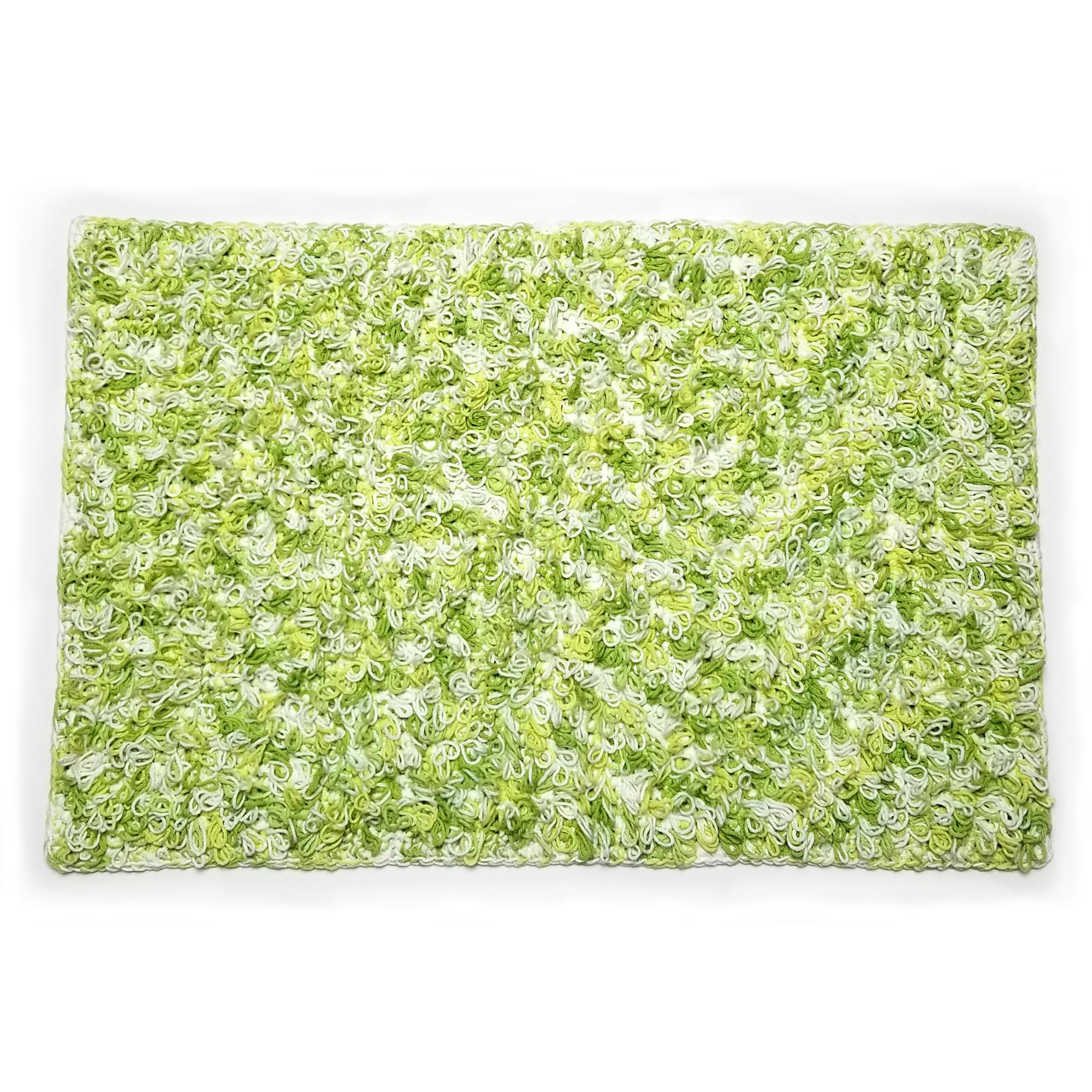 Crochet Lawn Rug
